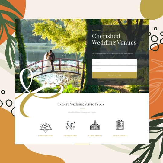 Cherished Wedding Venues