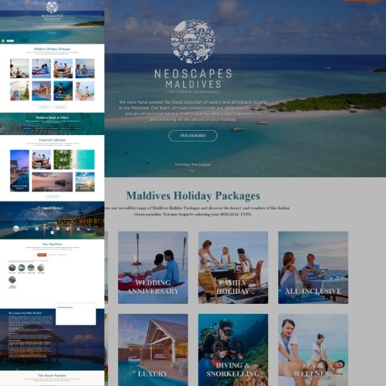 Neoscape Maldives 2